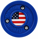 Green Biscuit Team USA Training Puck