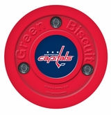 Green Biscuit Washington Capitals Training Puck