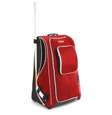 Grit HT4 Hockey Tower 36in. Wheeled Equipment Bag