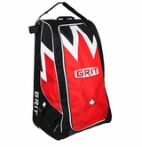 Grit HTSE Hockey Tower 36in. Wheeled Equipment Bag - Team Canada