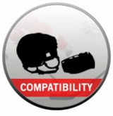 Helmet/Cage/Visor/Shield Compatibility Charts