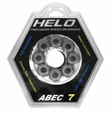 Helo Speed Abec 7 Bearings (608)
