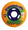 Hyper Formula G 76A Inline Hockey Wheel - Orange