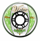 Hyper Virtue 74A Inline Hockey Wheel - White