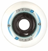 Hyper Zero G-Carbon Fiber Micro 74A Inline Hockey Wheel - 608 Core