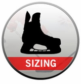 Ice/Inline Hockey Skate Sizing Chart