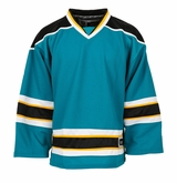 Inaria 6005 San Jose Sharks Hockey Jersey
