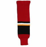 Inaria Calgary Flames Pro Knit Hockey Socks