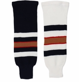 Inaria Edmonton Oilers Knit Hockey Socks