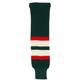 Inaria Minnesota Wild Pro Knit Hockey Socks