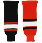 Inaria Orangeville Knit Hockey Socks