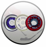 Roller Hockey Wheels & Bearings