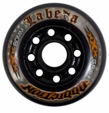 Labeda Addiction XXX 76A Roller Hockey Wheel - Black