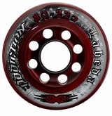 Labeda Addiction XXX 76A Inline Hockey Wheel - Red