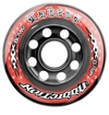 Labeda Addiction XXX 76A Inline Hockey Wheel - Red/Black