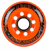 Labeda Addiction XXX 78A Roller Hockey Wheel - Black/Orange
