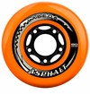 Labeda Asphalt Hard 80A Inline Hockey Wheel - Standard 608 Core