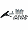 Labeda Locking Axle & Spacer Kit