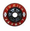 Labeda Fuzion X-Soft 74A Inline Hockey Wheel - Red - Mini 688 Core