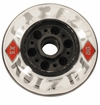 Labeda Fuzion X-Soft 74A Inline Hockey Wheel - White - Mini 688 Core