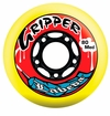 Labeda Gripper Medium 78A Roller Hockey Wheel - Yellow/Black