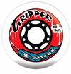 Labeda Gripper Soft 76A Inline Hockey Wheel - White/Black
