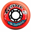 Labeda Gripper X-Soft 74A Inline Hockey Wheel - Red/White
