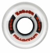 Labeda Millennium X-Soft 74A CA5 Roller Hockey Wheel - Clear