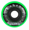 Labeda Shooter Medium 78A Roller Hockey Wheel - Green