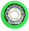 Labeda Shooter Medium 78A Inline Hockey Wheel - Green