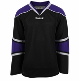 Los Angeles Kings Old Reebok Edge Gamewear Uncrested Adult Hockey Jersey