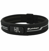 Los Angeles Kings Phiten Titanium Bracelet