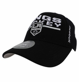 Los Angeles Kings Reebok Center Ice Men's Locker Room Structured Flex Cap