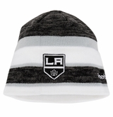 Los Angeles Kings Reebok Center Ice Men's Team Knit Beanie
