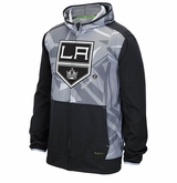 Los Angeles Kings Reebok Center Ice TNT Sr. Full Zip Hoody
