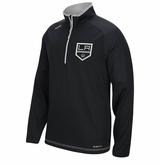Los Angeles Kings Reebok Center Ice Sr. Quarter Zip Jacket