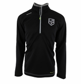 Los Angeles Kings Reebok Center Ice Sr. Quarter Zip Pullover
