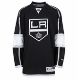 Los Angeles Kings Reebok Edge Jr. Premier Crested Hockey Jersey