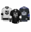 Los Angeles Kings Reebok Edge Premier Crested Hockey Jersey