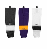 Los Angeles Kings Reebok Edge SX100 Intermediate Hockey Socks