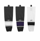 Los Angeles Kings Reebok Edge SX100 Junior Hockey Socks