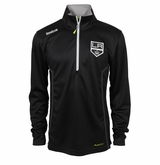 Los Angles Kings Reebok Baselayer Quarter Zip Pullover Performance Jacket