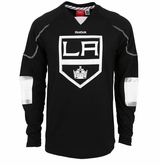 Los Angles Kings Reebok Edge Sr. Long Sleeve Jersey Tee