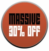Massive Inventory Clearance Sale: 30% Off