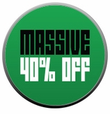 Massive Inventory Clearance Sale: 40% Off