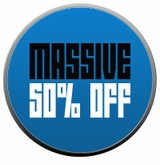 Massive Inventory Clearance Sale: 50% Off