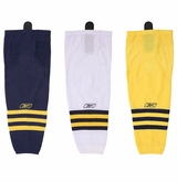 University of Michigan Reebok Edge SX100 Junior Hockey Socks