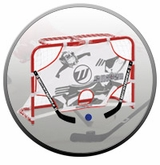 Mini Hockey Nets & Sticks