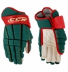 Minnesota Wild CCM V08 Pro Stock Hockey Gloves