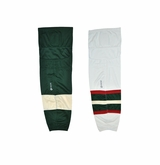 Minnesota Wild Firstar Stadium Hockey Socks